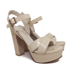 MIRNA-SAND TIRAS Y HEBILLAS (SVE93) - MAGALI SHOES