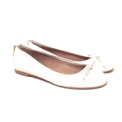 ERNEST - CHATA CLASICA C/MOÑO (Z1020) - MAGALI SHOES