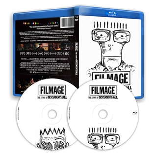 Descendents - Filmage, The History of Descendents/ ALL [DVD/Blu-Ray]