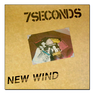 7 Seconds - New Wind [LP]