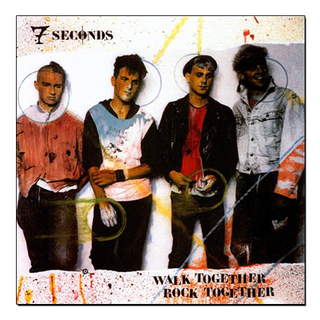 7 Seconds - Walk Together, Rock Together [LP]