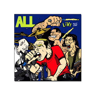 ALL + Descendents - Live Plus One [2xCDa]