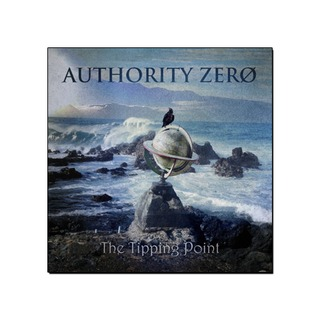 Authority Zero - The Tipping Point [CD Digipack + CD Sampler]