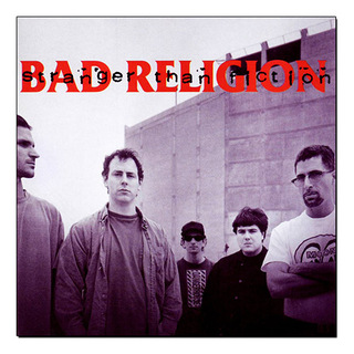 Bad Religion - Stranger Than Fiction [LP Azul]