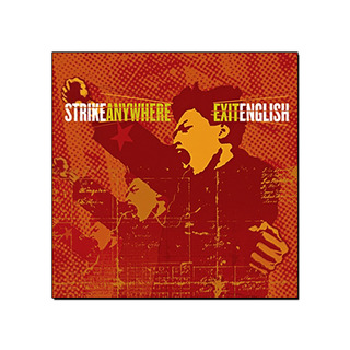 Strike Anywhere - Exit English [CD]