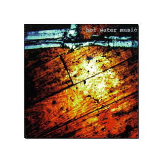 Hot Water Music - Live At The Hardback [CD]