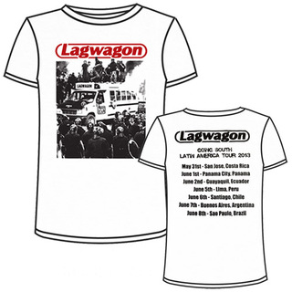Lagwagon - Riot Bus Going South - Importada [South America 2013]
