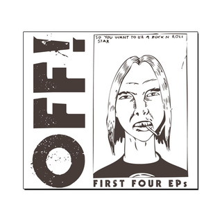 OFF! - First Four EPs [CD Digipack]