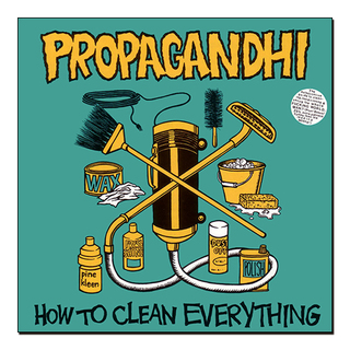 Propagandhi - How To Clean Everything [LP]