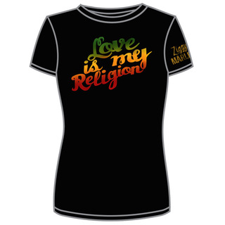 Ziggy Marley - Love is my Religion [Feminina]