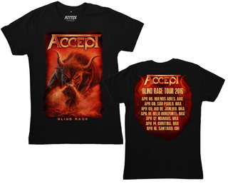Accept - Blind Rage Tour 2016