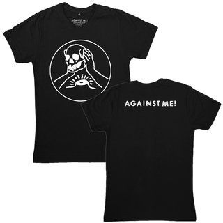 Against Me! - Skull [Pré-venda] 28.06.18