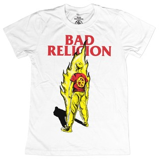 Bad Religion - Boy On Fire + adesivo