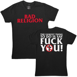Bad Religion - The Easiest Thing To Do [Preta] + adesivo