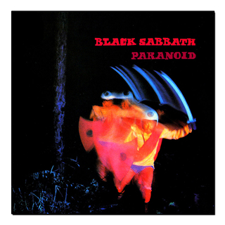 Black Sabbath - Paranoid [LP]