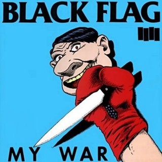Black Flag - My War [LP]