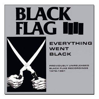 Black Flag - Everything Went Black 1978-1981 [2xLP]