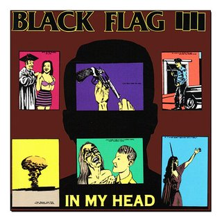 Black Flag - In My Head [LP]