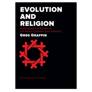 GREG GRAFFIN - Evolution and Religion [Livro]