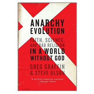GREG GRAFFIN & Steve Olson - Anarchy Evolution [Livro]