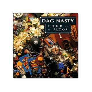 Dag Nasty - Four On The Floor [CD]