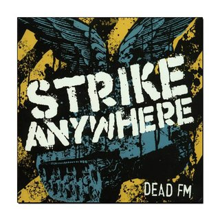 Strike Anywhere - Dead FM [LP]