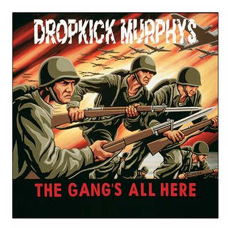 Dropkick Murphys - The Gang's All Here  [LP]