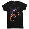 Epica - Camiseta Feminina The Holographic Principle + CD + adesivo
