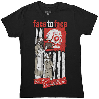 Face To Face - Gasmask