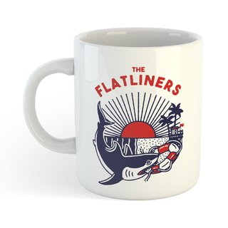 The Flatliners - Shark Attack [Caneca]