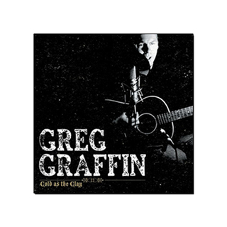 Greg Graffin - Cold as the Clay [CD]