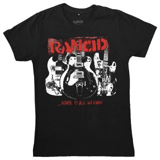 Rancid - ...Honor Is All We Know + Adesivo