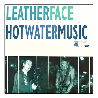 Hot Water Music & Leatherface - Byo Split Series Volume I [LP]