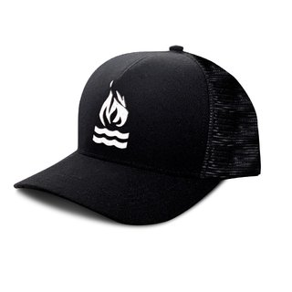 Hot Water Music - Trucker Hat [Boné]