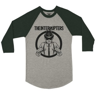 THE INTERRUPTERS - Suspender [Raglan 3/4]