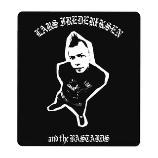 Lars Frederiksen and the Bastards - Album Cover [Adesivo]