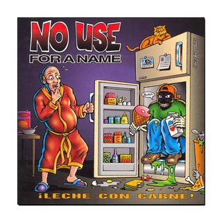 No Use For A Name - Leche Con Carne [LP]