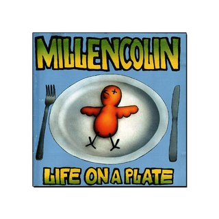 Millencolin - Life On A Plate [CD]