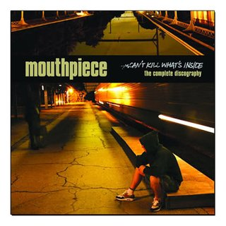 Mouthpiece - Can't Kill What's Inside - The Complete Discography [LP]