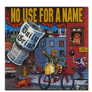 No Use For A Name - The Daily Grind [LP]