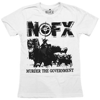 NOFX - Murder The Government