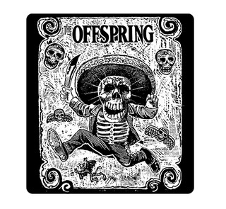 THE OFFSPRING - Posada [Adesivo]