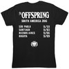 THE OFFSPRING - Skeleton Crowd Tour 2016 + Adesivo