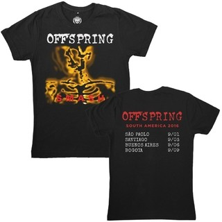The Offspring - Smash Tour 2016 + Adesivo [Importada Chile]