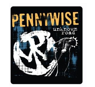 Pennywise - Unknown Road [Adesivo]