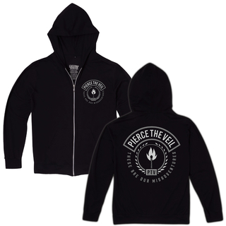 Pierce The Veil - Soft Hoodie + Adesivo