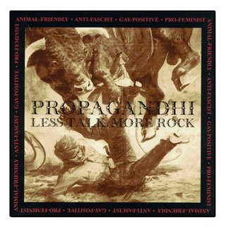 Propagandhi - Less Talk, More Rock [LP]