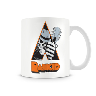 Rancid - Clockwork [Caneca]