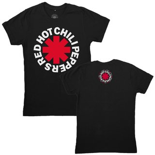 Red Hot Chili Peppers - Asterisk Logo + Adesivo