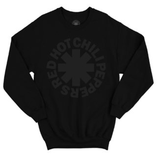 Red Hot Chili Peppers - Crewneck  Logo + Adesivo [Moletom]